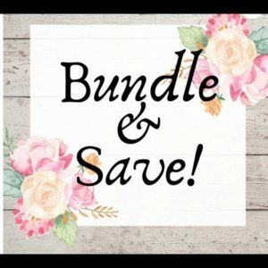 See some items you like? Bundle and save!